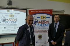 Agenti Pulenti Scuola Calvino Galliate 2