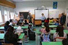 1 lezione in classe