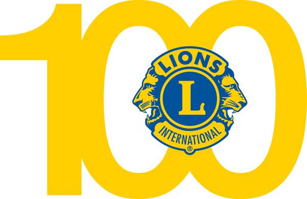 logo centenario Lions